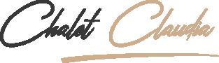Chalet Claudia Logo